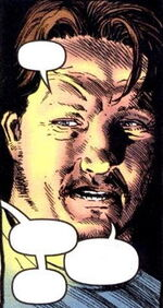 Jack Burke (Earth-616) from Man-Thing Vol 3 1 0001