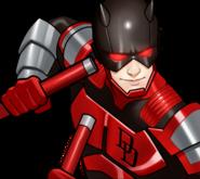 Matthew Murdock (Earth-TRN562) from Marvel Avengers Academy 006