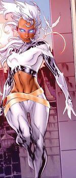 Ororo Munroe (Earth-616) from X-Men Prime Vol 2 1 001