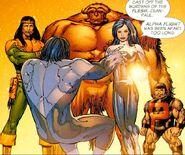 Alpha Flight (Earth-41001) from X-Men The End Vol 2 1 001