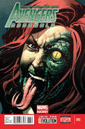 Avengers Assemble Vol 2 13