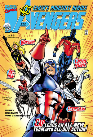 Avengers Vol 3 26