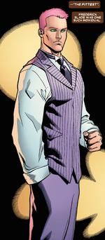 Frederick Slade (Earth-616) from X-Men Apocalypse vs. Dracula Vol 1 3