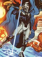 Norn (Earth-4290001) from New Avengers Vol 3 16.NOW 001