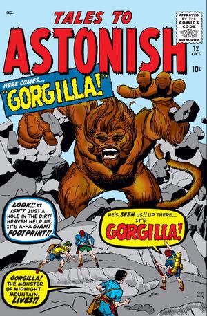 Tales to Astonish Vol 1 12