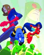 Marvel Adventures Super Heroes Vol 1 16 Textless