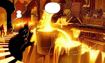 Nidavellir from Invincible Iron Man Vol 1 506