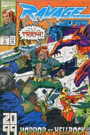 Ravage 2099 Vol 1 3
