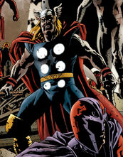 Thor Odinson (Earth-2149) from Marvel Zombies Vol 1 1 0001