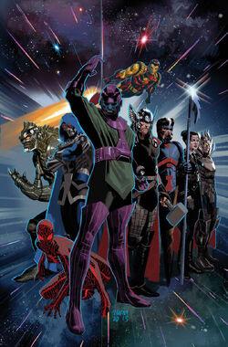 Uncanny Avengers Vol 1 19 Textless