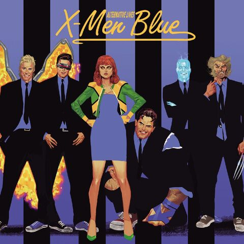 File:X-Men Blue Vol 1 11 Rock-N-Roll Variant Textless.jpg