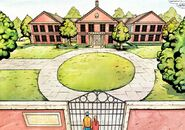 Xavier's School for Gifted Youngsters from New Mutants Vol 2 2 001