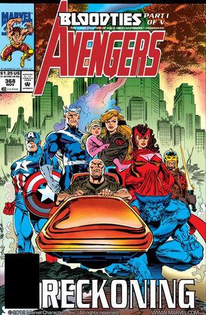 Avengers Vol 1 368