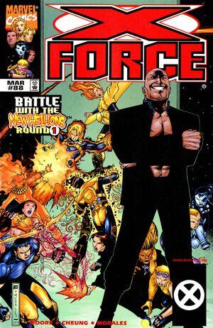 X-Force Vol 1 88