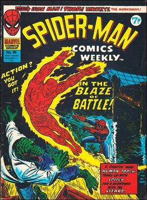 Spider-Man Comics Weekly Vol 1 95