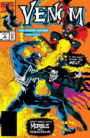 Venom Enemy Within Vol 1 2