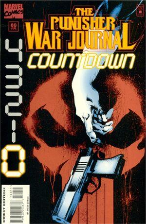 Punisher War Journal Vol 1 80