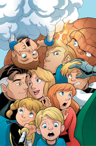 File:Fantastic Four and Power Pack Vol 1 4 Textless.jpg