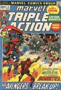 Marvel Triple Action Vol 1 5