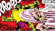 Robert Bruce Banner (Earth-616) vs the Sub-Mariner