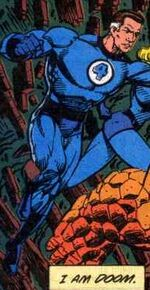 Reed Richards (Earth-928) Doom 2099 Vol 1 1