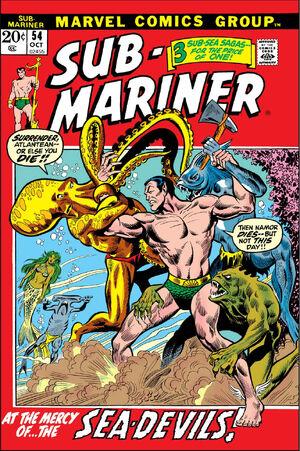 Sub-Mariner Vol 1 54