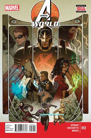 Avengers World Vol 1 12