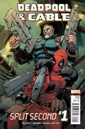 Deadpool & Cable Split Second Vol 1 1
