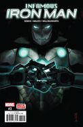 Infamous Iron Man Vol 1 3