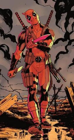 ファイル:Wade Wilson (Earth-616) from X-Men Battle of the Atom Vol 1 1 cover.jpg