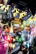 Secret Invasion X-Men Vol 1 3 Textless