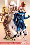 Adam Legend of the Blue Marvel Vol 1 1 Textless