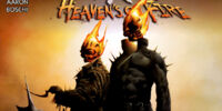 Ghost Riders: Heaven's on Fire Vol 1 1