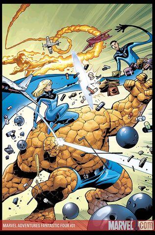 File:Marvel Adventures Fantastic Four Vol 1 31 Textless.jpg