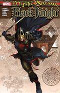 Mystic Arcana Black Knight Vol 1 1