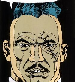 Yakuza (Earth-616) from Spider-Man Fear Itself Vol 1 1