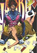 Bella Donna Boudreaux & Remy LeBeau (Earth-616) from Gambit Vol 1 2 0001