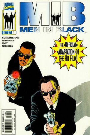 Men in Black The Movie Vol 1 1