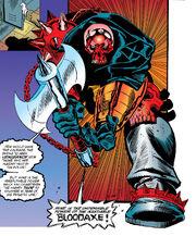 Jackie Lukus (Earth-616) from Thunderstrike Vol 1 1 0001