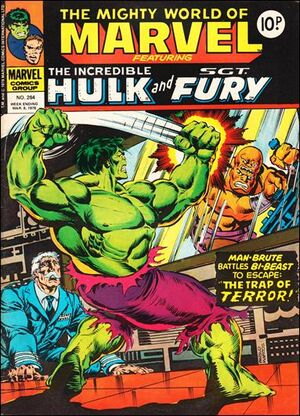 Mighty World of Marvel Vol 1 284