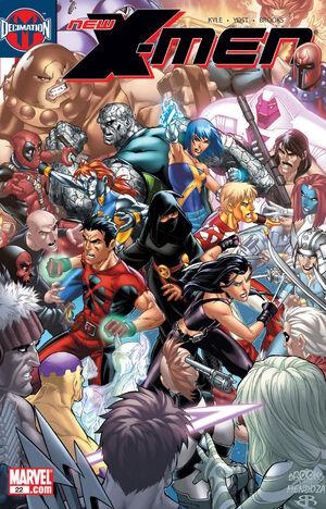 New X-Men Vol 2 22