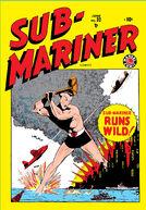 Sub-Mariner Comics Vol 1 32