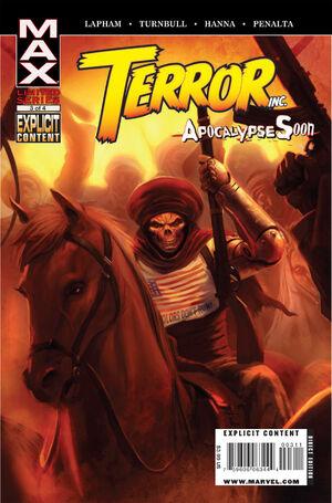 Terror, Inc. - Apocalypse Soon Vol 1 3