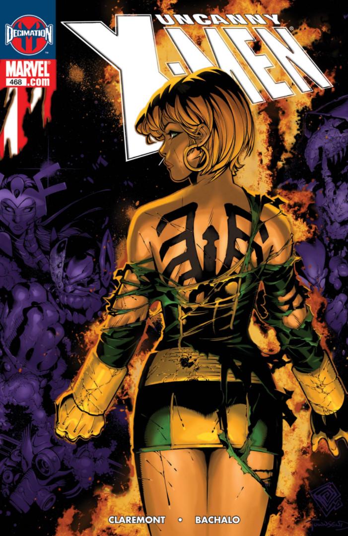 Uncanny X-Men #468