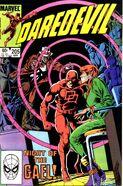 Daredevil Vol 1 205