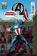 New Avengers Vol 3 25 Deadpool 75th Anniversary Variant