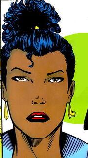 Ruth Ogada (Earth-928) X-Men 2099 Vol 1 17