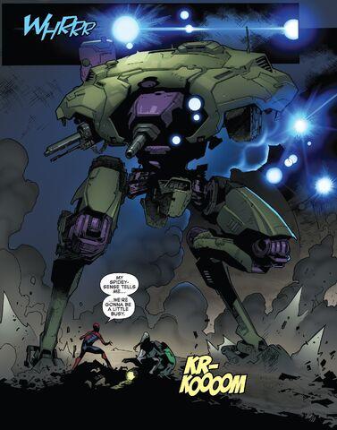 File:Kingslayer Mark 1 from Amazing Spider-Man Vol 4 26 001.jpg