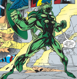Super-Adaptoid (Earth-616) from Heroes for Hire Vol 1 7 001