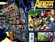 Avengers Log Vol 1 1